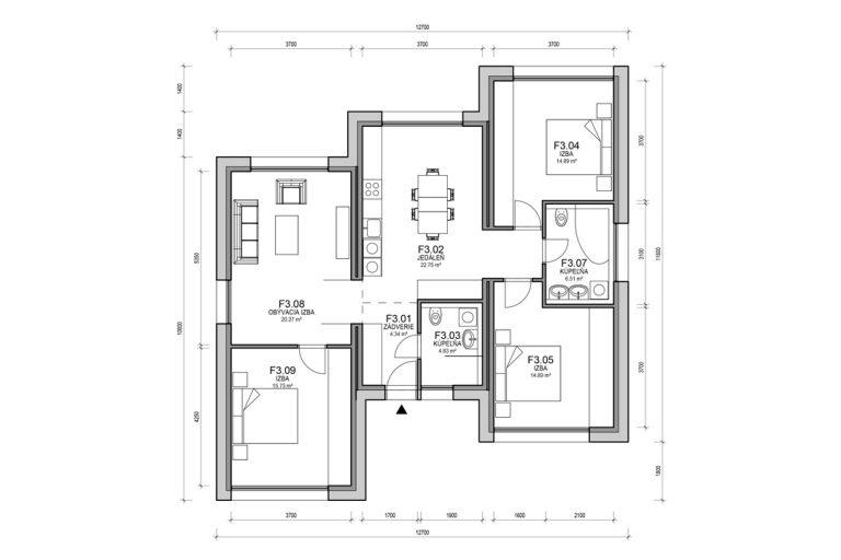 Timberhouse_modul-E2_podorys